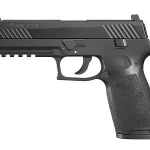 Sig Sauer P320 Black 177 Pellet Air Pistol