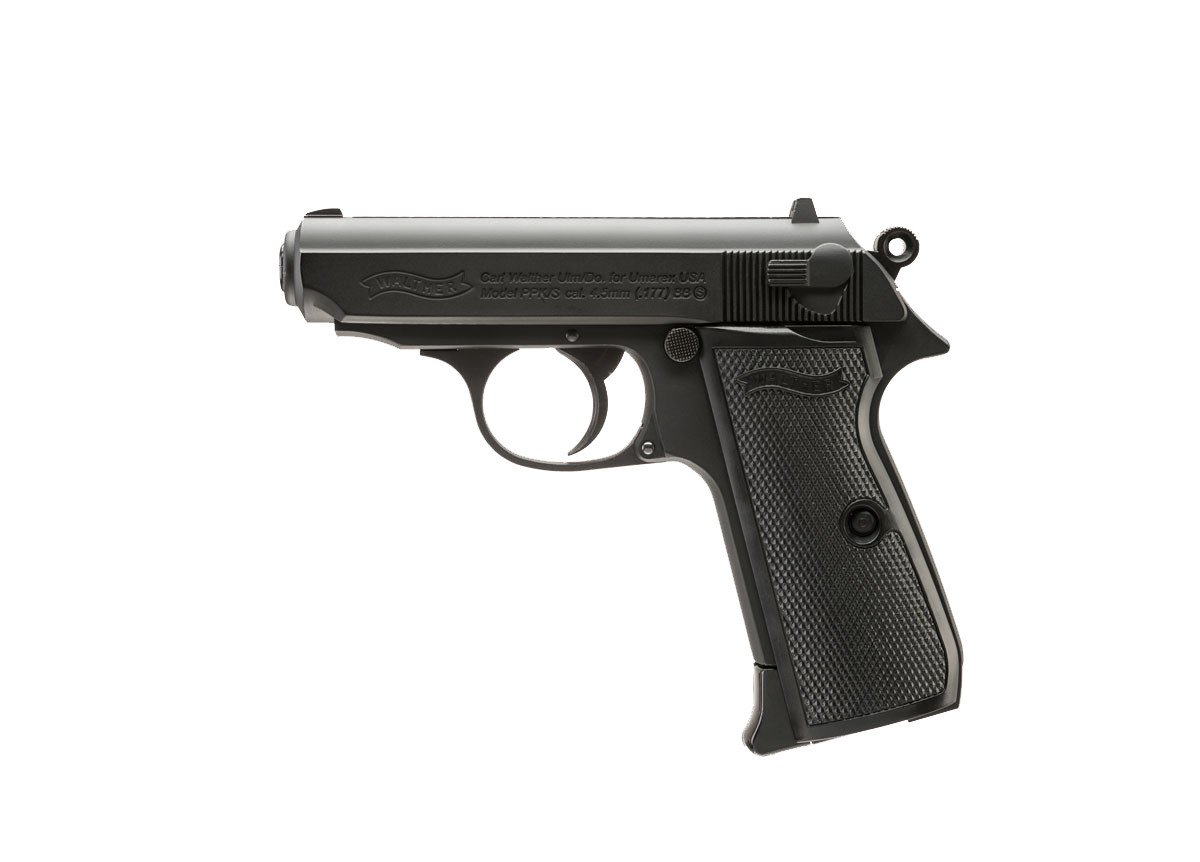 Umarex Walther PPK/s 4.5mm BB Air Pistol - Romford Airgun Centre