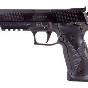 Sig Sauer X5 Black .177 Pellet & 4.5mm BB Air Pistol