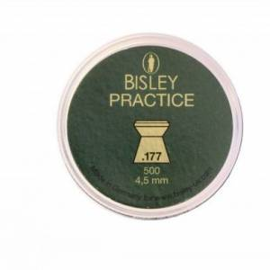 bisley practice pellets .177 romford airgun centre
